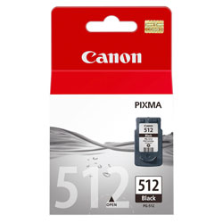 Canon PG512 High Capacity Black - Click Image to Close
