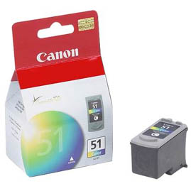Canon CL51 Color Ink Cartridge