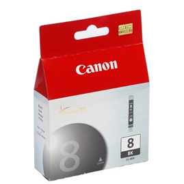 Canon CLI8BK Black Cartridge