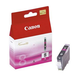 Canon CLI8M Magenta Ink Cartridge
