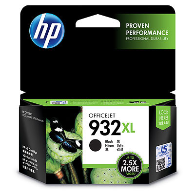 HP 932 XL Black Ink Cartridge