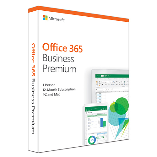 Microsoft Office 365 Business Premium PC/MAC