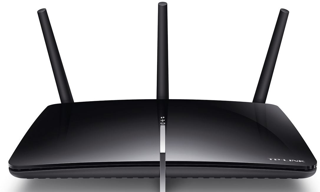 TP-Link Archer D5 AC1200 Wireless Dual Band Gigabit ADSL2+ Modem