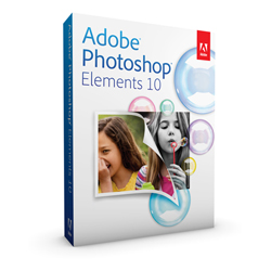 Adobe Photoshop Elements v10
