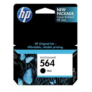HP 564 Black Cartridge