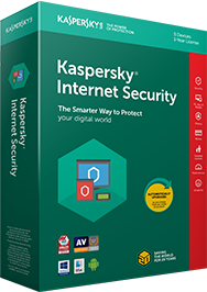 Kaspersky Internet Security - 3 Users / 12mths
