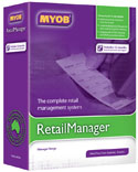MYOB Retail Manager v10